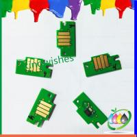 Buy cheap refillable cartridge chip for Canon IPF605 IPF705 large format printer chip product