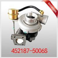Buy cheap Turbocharger Supercharger Turbo Kit for Diesel GT2252S 452187-5006S 14411-69T60 from wholesalers