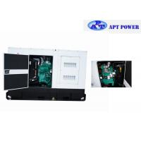 Buy cheap 30kVA Land Use Cummins Diesel Generator Installed in Soundproof & Weatherproof Canopy from Wholesalers