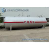 Buy cheap 25000L LPG Tank Trailer ASME Underground horizontal propane tank from wholesalers