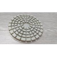 Buy cheap Dry Diamond Polishing Pads  For Marble / Concrete / Granite / Stone from wholesalers