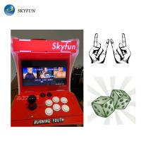 Buy cheap 2019 Skyfun New Arrival 2 Player Mini Fighting Game Machine from wholesalers
