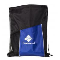 Buy cheap 210d Polyester Drawstring Shopping Bag with Low Price-HAD14021 product