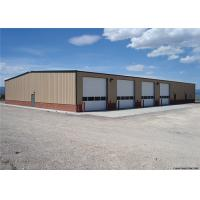 Buy cheap Q235 Q345 Low Carbon Steel Frame Storage Buildings Prefabricated Design from wholesalers