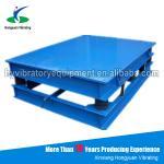 Buy cheap Vibration table for concrete moulds / electronic vibration platform from wholesalers