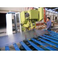 Buy cheap Full Automatic Perforated Metal Machine With Lifting Balance Cylinder Device from wholesalers