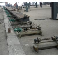Buy cheap Sand Brick / Block AAC Cutting Machine Roller Conveyor For Side Panel product
