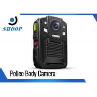 China Wifi Night Vision Body Camera Supporting Rechargeable Battery for Police on sale