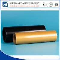 Buy cheap High Grade Printable Pet Thin Rigid Plastic Roll Sheet for Thermoforming from wholesalers