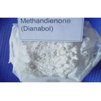 Buy cheap Methandienone Dianabol Oral Anabolic Steroids CAS 72-63-9 For Cutting / Lean Muscle from wholesalers