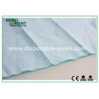 Buy cheap Disposable Dental Bibs Hospital Disposable Products Paper Bibs For Adults , 39*68cm from wholesalers