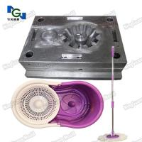 Buy cheap Plastic Magic Mop Buckets Mold from wholesalers