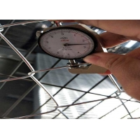 Buy cheap Plastic Coating 50*50mm Diamond Chain Link Fence from wholesalers