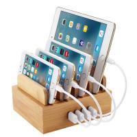 Buy cheap trend selling eco-friendly bamboo cell phone holder phone holder with high quality from wholesalers