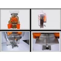 Buy cheap Heavy Duty Orange Juice Squeezer Machine With Automatic Feeder For Restaurants from wholesalers