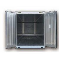 Buy cheap Movable Commercial Walk In Refrigerator 40ft Mgss Reefer Container  67.9m3 Capacity from wholesalers