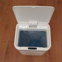 Buy cheap Anti Finger Oil Sensor Waste Bin Hand Free Induction Type For Hotel from wholesalers