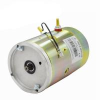 ZD2900 Hydraulic Pump Motor 24V 2.2KW DC F Insulation Class Easy Replace Brush