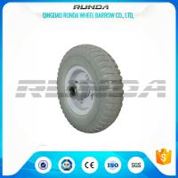 Buy cheap Roller Bearing Hand Dolly Wheels 70mm Hub Length Super Elasticity OEM Allowed from wholesalers