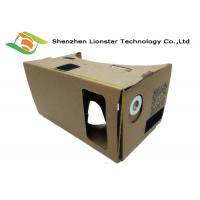 Buy cheap 360 Video / VR Movies Cardboard VR Headset Lens 25 Mm For 4.7-6.0 Inch Smartphone from wholesalers