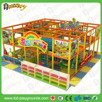 Buy cheap Educational Attractive Soft Play Kids Indoor Playground Indoor Maze Game with gun shooting game from wholesalers