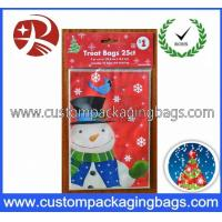 Buy cheap Red HDPE Plastic Wedding Gift Bags Lovely Biodegradable With Custom Printing from wholesalers