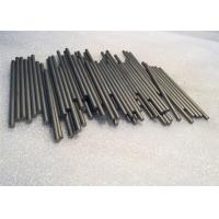 Buy cheap Hip Unground Tungsten Carbide Round Bar  Heat Resistant For Wood Cutter Factory from wholesalers