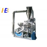 Buy cheap LCP Scraps Granules Plastic Pulverizer Machine With Winding Reclaiming Equipment from wholesalers