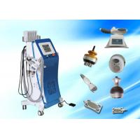Buy cheap Cryolipolysis Ultrasound Laser Fat Removal Velashape Cavi Slimming Body Shaping Machine from wholesalers