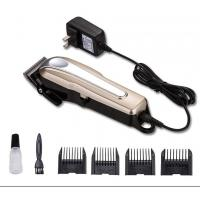 Buy cheap MGX1012 New Model Lithium Battery Operated Cordless Hair Clipper Professional Barber High Quality Hair Trimmer from wholesalers