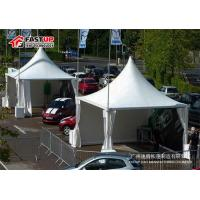 Buy cheap Elegant All Weather 20 X 20 Event Tent , Party Shelters Tents Tear Resistant from wholesalers