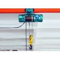 Buy cheap 3 Ton Wire Rope Electric Cable Hoist Winch With 30m Lifting Height from wholesalers