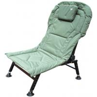 Buy cheap Comfortable damp - proof lightweigh carp fishing chair / carp fishing beds / camping chair from wholesalers