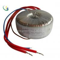 Buy cheap Electrical Supply Toroidal Transformer with ISO9001,Coil Number: Autotransformer, High Flux Density Grain- Oriented from wholesalers