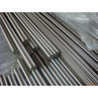 Buy cheap Thermostable Titanium Rod ASTM F136 , AMS 4928Q and Grinding from wholesalers