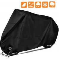 Buy cheap Anti Theft Motorbike Scooter Cover 190T With Lock Holes Against Dust UV from wholesalers