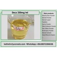 Buy cheap Hormone Muscle Building Steroid Oil , Nandrolone Decanoate 250 / Deca 250 Liquid from wholesalers