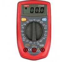 Buy cheap wl programmer UNI-T UT33D Digital Multimeter Palm Size Car Digital Multimeter from wholesalers