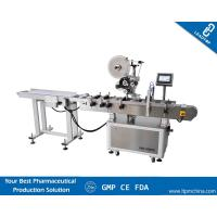 Buy cheap Customized Antique 10 Ml Dropper Bottle Automatic Labeling Machine 50 - 150 bottles / min from wholesalers