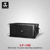 Buy cheap Line Array Speaker@10inch 2-way Line Array Live Speaker Sound System For Stage Perfomance LT-110 from wholesalers