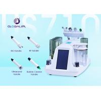 Buy cheap 5 Handles Facial Oxygen Jet Peel Beauty Equipment Facial Oxygen Therapy Machine from wholesalers