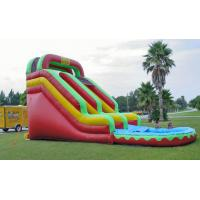 Buy cheap amusement durable big sevylor homemade Inflatable water park from wholesalers