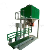 Buy cheap High Precision Pellet Packing Machine 25kg Bag Filling Machine 3-4 Bag / Min from wholesalers