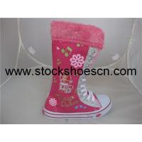 Buy cheap Shoes Stock - Stock Canvas Shoes - Stock Injection Shoes -04 from wholesalers