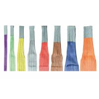 Buy cheap High Strength Polyester Round Slings with various capacity for marine from wholesalers