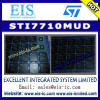Buy cheap STI7710MUD - STMicroelectronics - Single-chip, low-cost high definition set-top box decode product