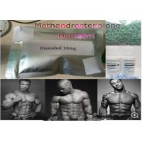 Buy cheap Safe Delivery Good Quality Methandrostenolone Weight Loss Steroid Dianabol D-Bol 72-63-9 White Powder from wholesalers