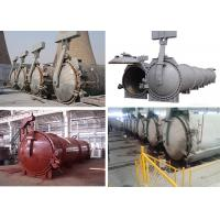 Buy cheap High Temperature Steam Pressure AAC Autoclave For AAC Block Making Plant from wholesalers