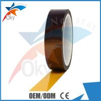 Buy cheap 20mm 33m 100ft Polyimide Tape High Temperature Heat Resistant Adhesive Film from wholesalers