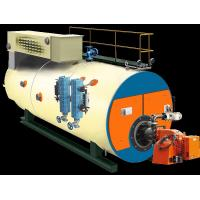 Buy cheap Electronic Ignition Condensing Steam Boiler Low Consumption Energy Saving Integrated Design from wholesalers